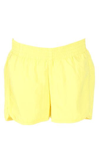 molo maillots de bain garçon de couleur jaune