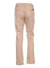 Pantalon casual beige TIMBERLAND pour garçon seconde vue