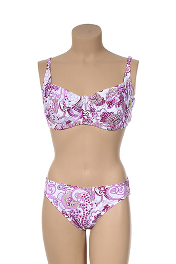 beach secret maillots de bain femme de couleur rose