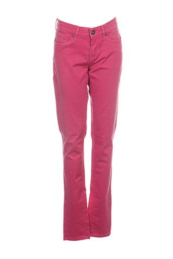 pepe jeans jeans fille de couleur rose