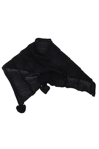 lea clement accessoires femme de couleur noir