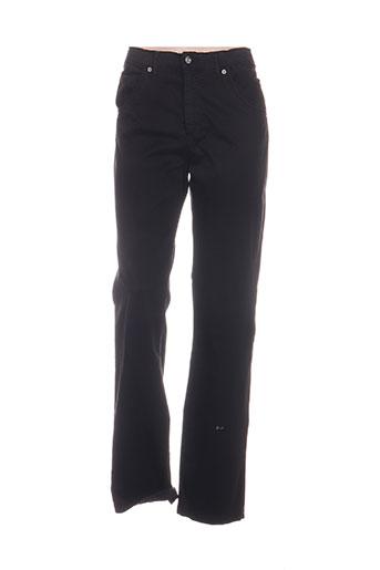 gallice pantalons femme de couleur noir
