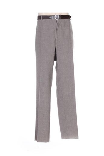 murk pantalons homme de couleur marron