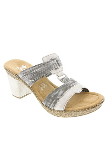 6c58c483c72496 rieker chaussures femme de couleur gris