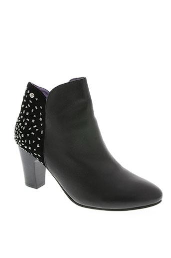 dfe4b750ae6d76 couleur pourpre chaussures femme de couleur noir