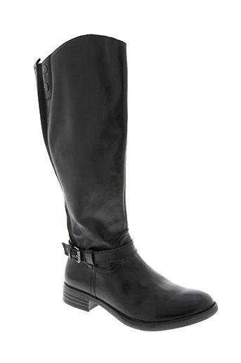 bussola chaussures femme de couleur noir