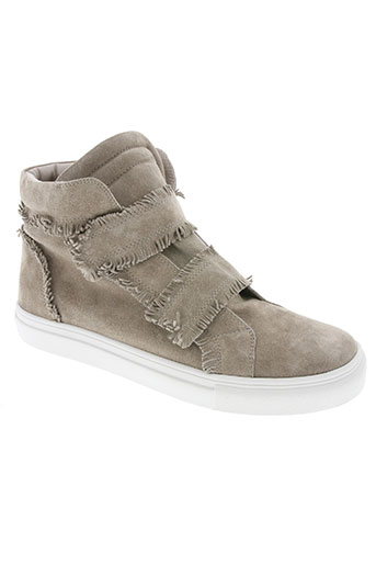 kennel und schmenger chaussures unisexe de couleur gris