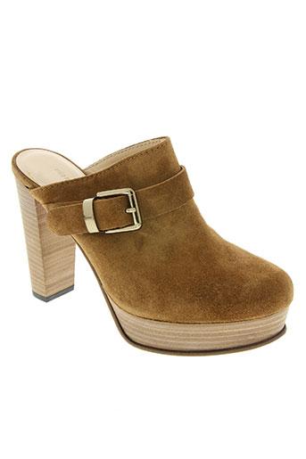 kennel und schmenger chaussures femme de couleur marron