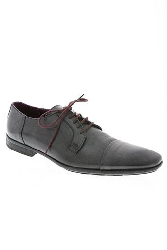 kost chaussures homme de couleur gris