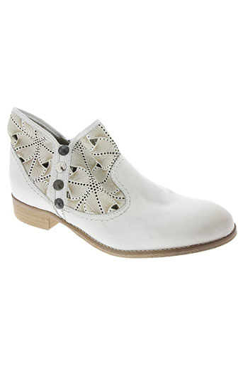 see you jane chaussures femme de couleur blanc