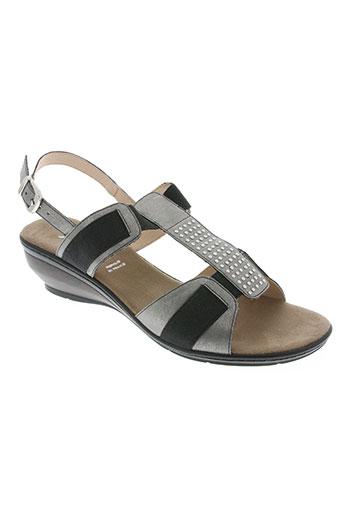 sweet chaussures homme de couleur gris