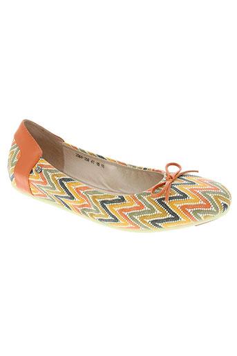 couleur pourpre chaussures femme de couleur orange 6b0a0baff7d