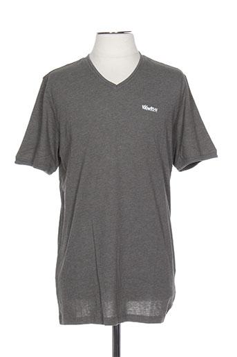 T-shirt manches courtes vert KILIWATCH pour homme