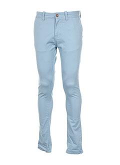 Pantalon casual bleu QUIKSILVER pour homme