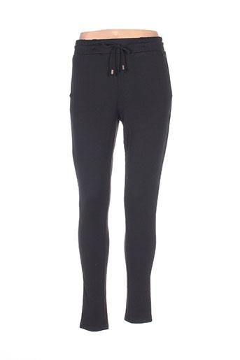 Pantalon casual noir GARCIA pour femme