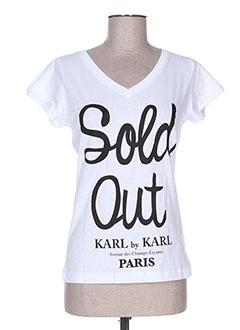 Produit-T-shirts-Femme-MONSIEUR STEVE