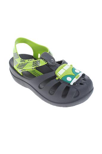 ipanema chaussures garçon de couleur vert
