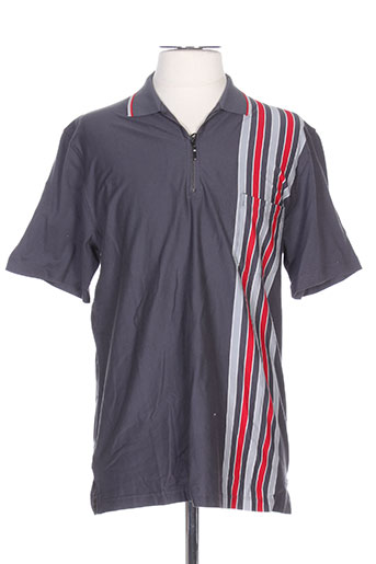 giorgio bellini t-shirts homme de couleur gris