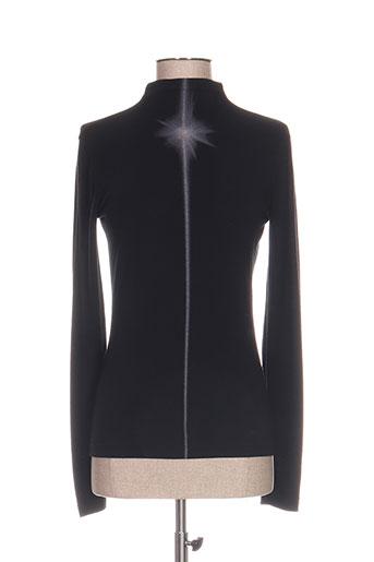 isabel de pedro pulls femme de couleur noir