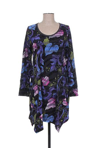 bohéme robes femme de couleur bleu