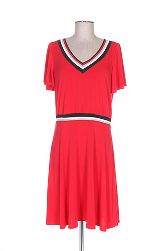fille a suivre robes femme de couleur rouge