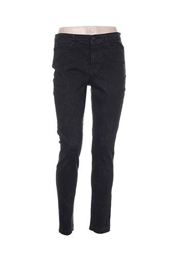 guess jeans femme de couleur noir