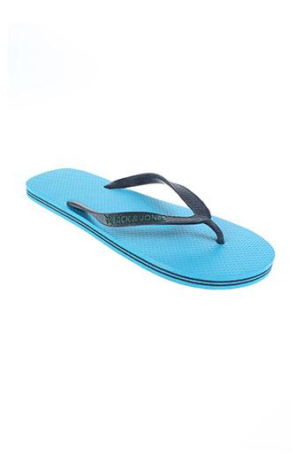 jack EFFI_CHAR_1 jones chaussures homme de couleur bleu