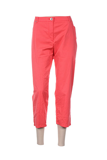 gerke my pants pantacourts femme de couleur rose