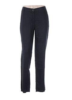 Pantalon casual bleu STEILMANN pour femme