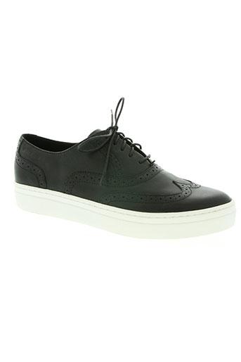 vagabond chaussures femme de couleur noir