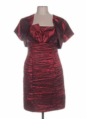 Veste/robe rouge FASHION NEW YORK pour femme