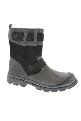 minibel chaussures garçon de couleur gris