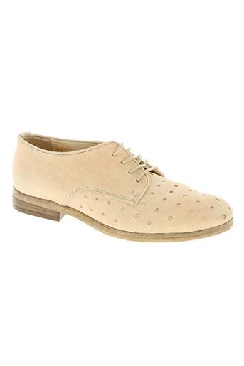 mjus chaussures femme de couleur beige