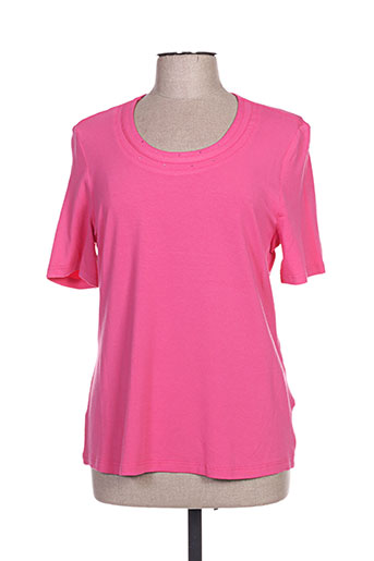 my way t-shirts femme de couleur rose