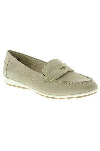 jana chaussures homme de couleur beige