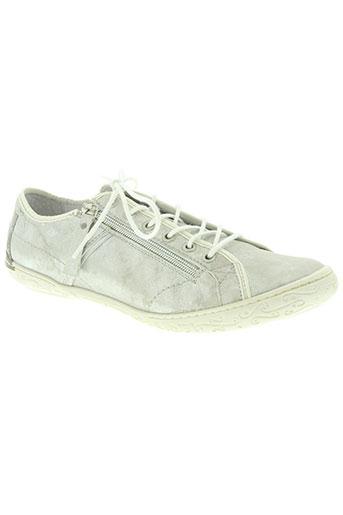 regard chaussures homme de couleur gris