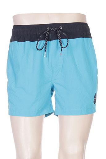 quiksilver maillots de bain homme de couleur bleu