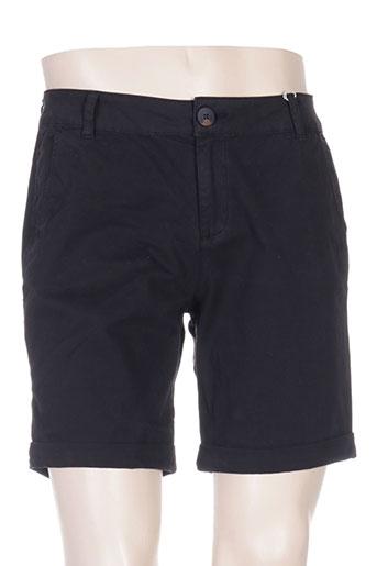 tbs shorts / bermudas homme de couleur noir