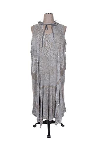 my square robes femme de couleur gris