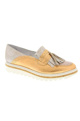 regard chaussures femme de couleur rose