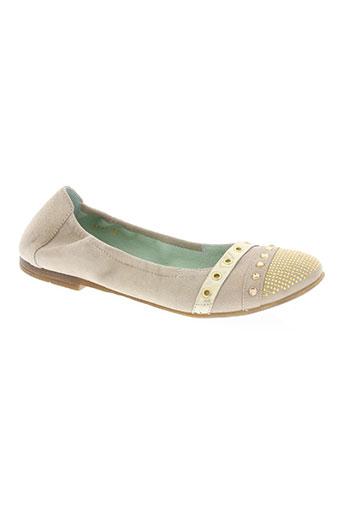 romagnoli chaussures femme de couleur beige