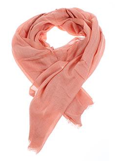 Foulards Femme De Couleur Rose En Soldes Pas Cher - Modz 9484b8c72aa