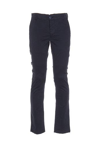 Pantalon casual bleu BEING HUMAN pour homme