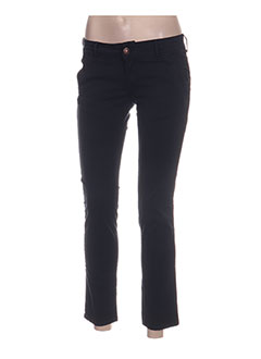 Pantalon casual bleu DN.SIXTY SEVEN pour femme
