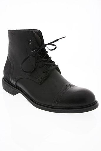 g star chaussures homme de couleur noir