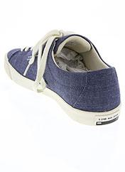 Baskets bleu G STAR pour homme seconde vue