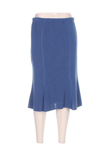 saint charles jupes femme de couleur bleu
