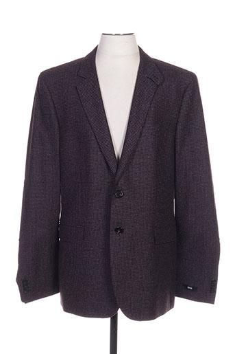 Veste chic / Blazer violet HUGO BOSS pour homme