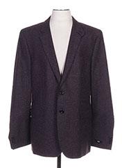 Veste chic / Blazer violet HUGO BOSS pour homme seconde vue