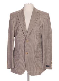 d577a23b1859ec Vêtements Homme De Marque HUGO BOSS De Couleur Marron En Soldes Pas ...
